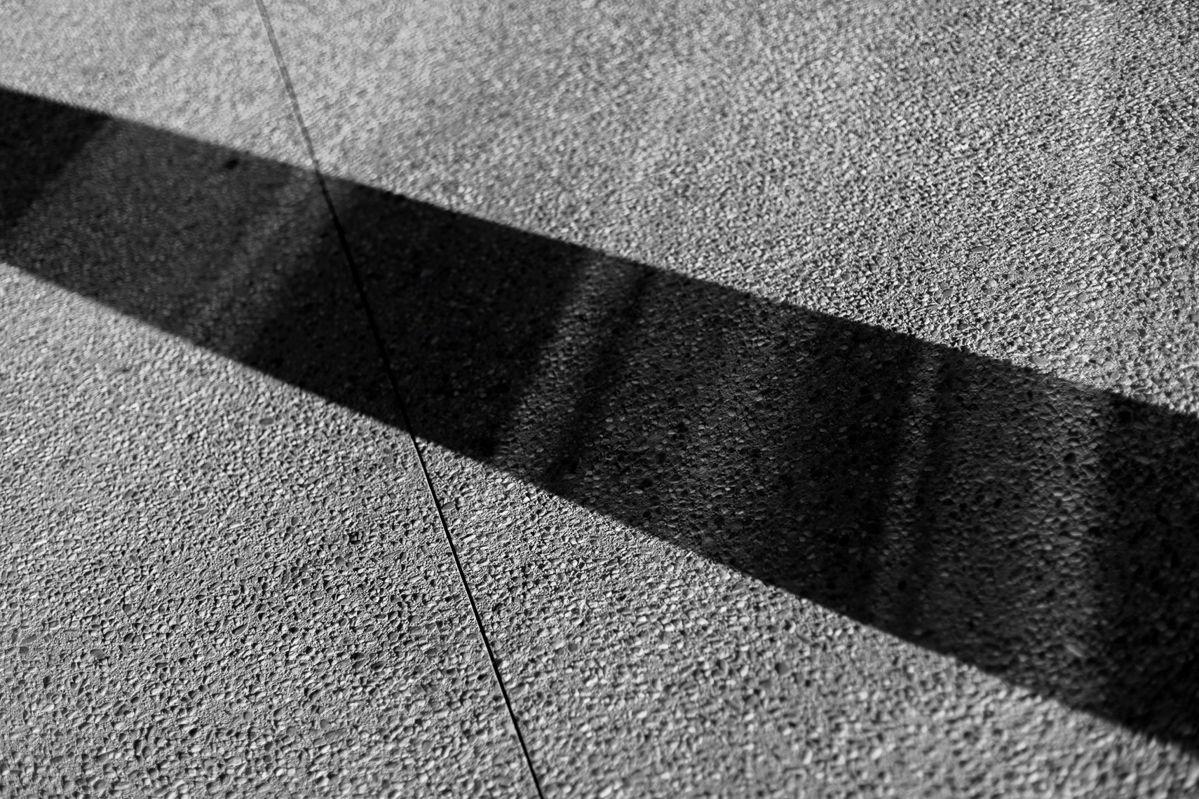 Architectural Shadows on concrete by Paul Green Photographer 2
